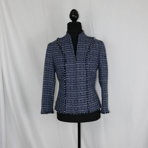 NWT Carlisle Tweed Jacket 0